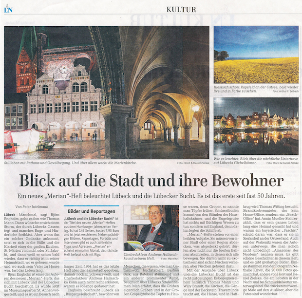 2013-04-28 Lübecker Nachrichten