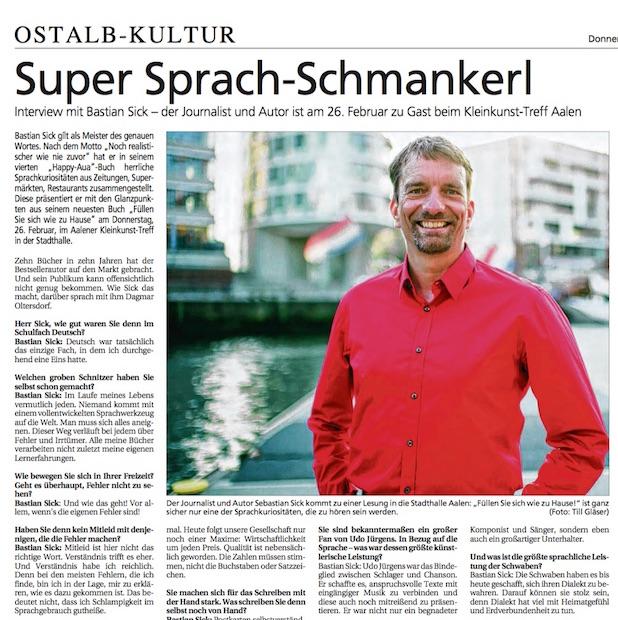 2015-02-19 Schwäbische Post (Vorschaubild)