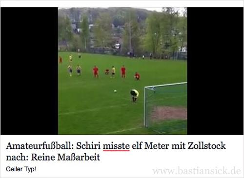 """Schiri misste elf Meter_WZ (Facebook-Beitrag der Zeitschrift """"11 Freunde"""") von Marcello Granata 09.02.2015_Fezi78uS_f"""