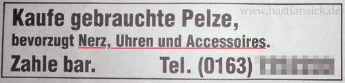 Pelze – bevorzugt Nerz, Uhren und Accessoires_WZ (Wochenzeitung Ortsgemeinde Neuhofen) von Katharina Zimemrmann 09.04.2015_rlEtbqSa_f