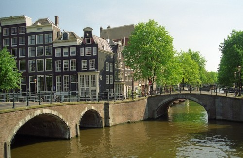 Amsterdam und Den Haag