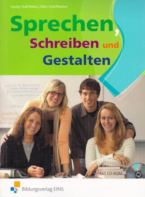 2008_Bildungsverlag_EINS_Sprechen_Schreiben_und_Gestalten_Cover
