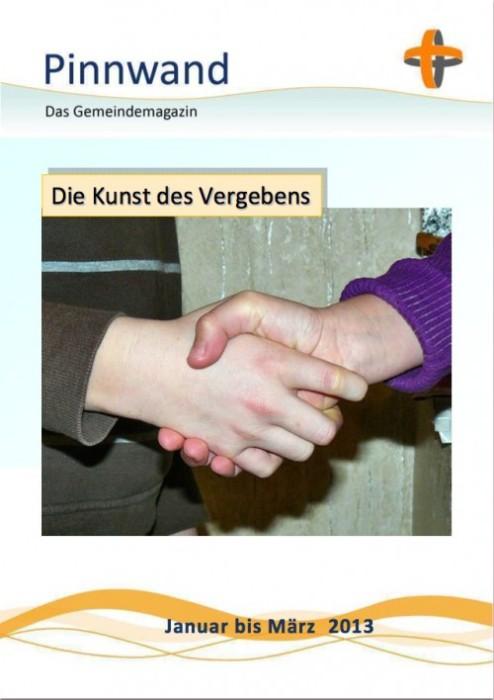 2013-01_Pinnwand_Gemeindemagazin_67435_Neustadt_Cover
