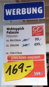 49 statt 99 usw - Porta-Werbung Jena-Isserstedt © Ralf Brömer, Jena (5.10.2015)_WZ_vaoFHAZ0_f
