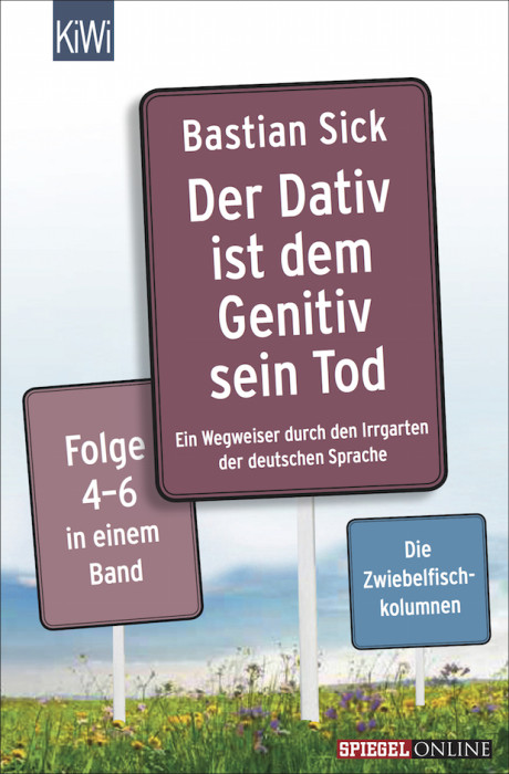 Dativ 3er-Band 4-6 KiWi Cover (komp)