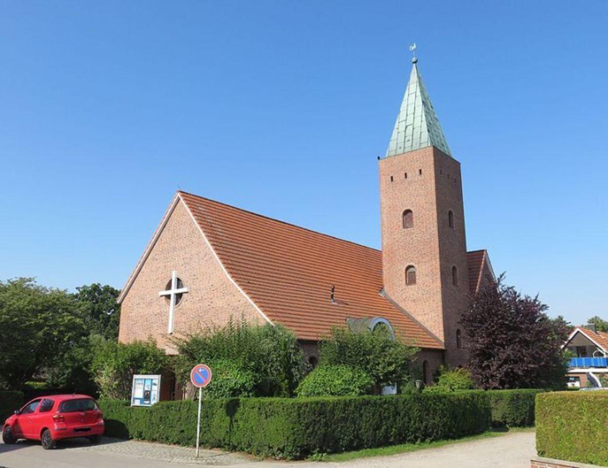 Niendorf/Ostsee @ Petrikirche | Timmendorfer Strand | Schleswig-Holstein | Deutschland