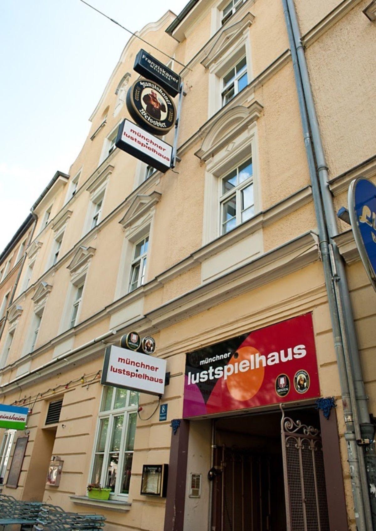 München @ Lustspielhaus | München | Bayern | Deutschland