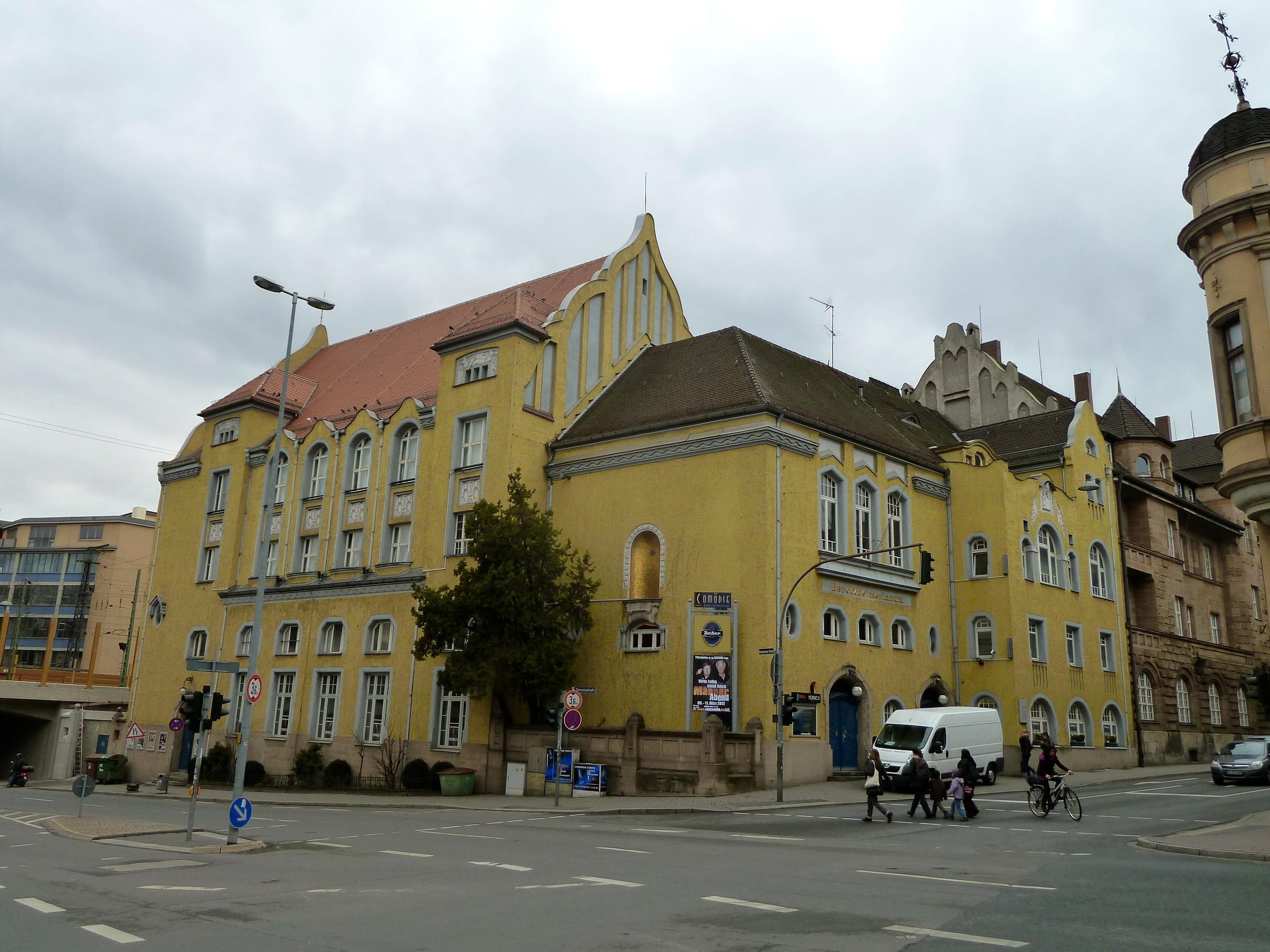 Fürth @ Comödie | Fürth | Deutschland